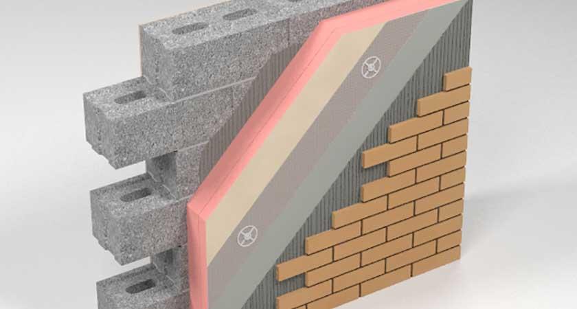 Fasado šiltinimas. Kokias medžiagas pasirinkti?