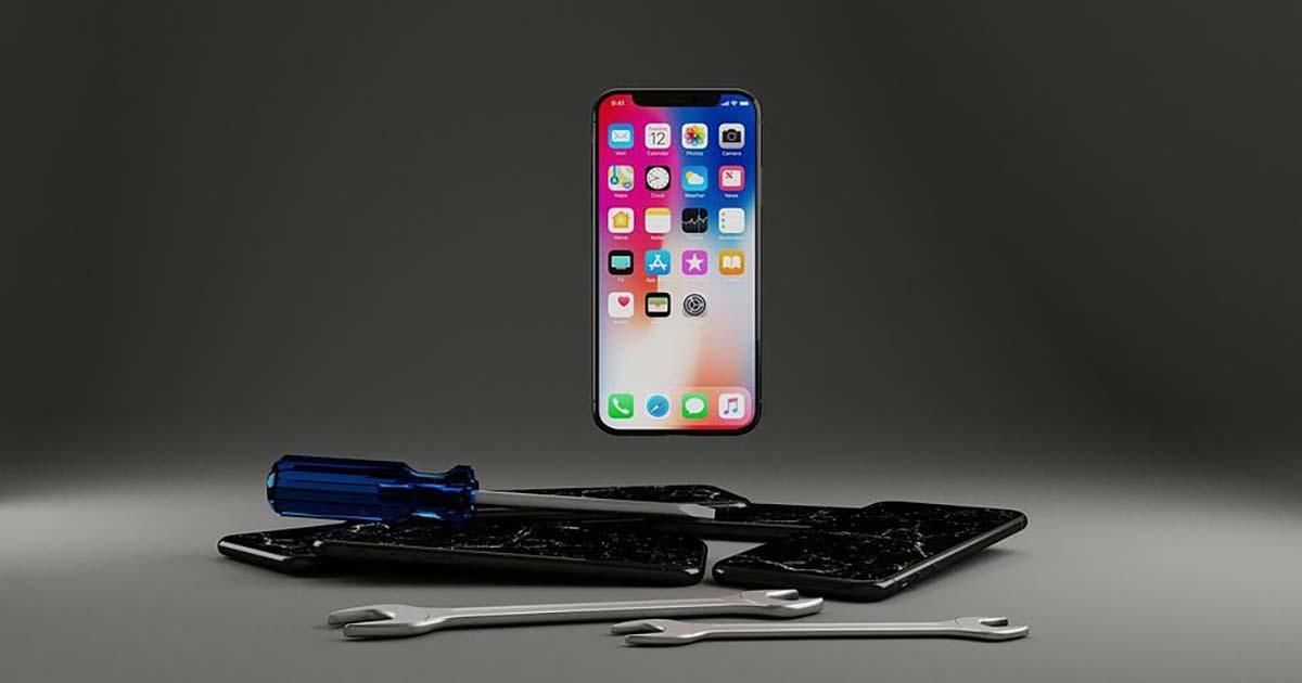 iPhone remontas: dažniausiai pasitaikantys gedimai