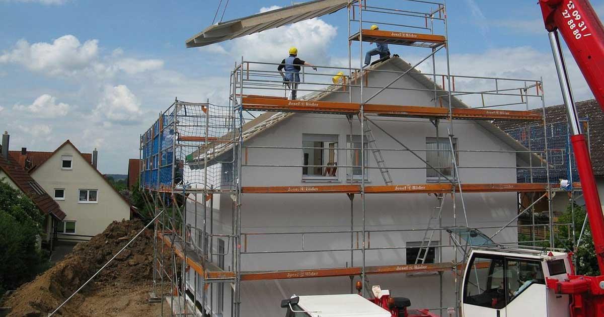 Statybų procesas ir keli praktiški patarimai
