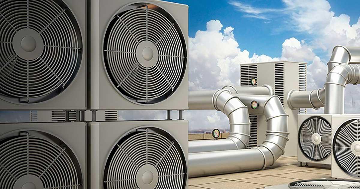 Vėdinimo sistema ir oro kondicionierius