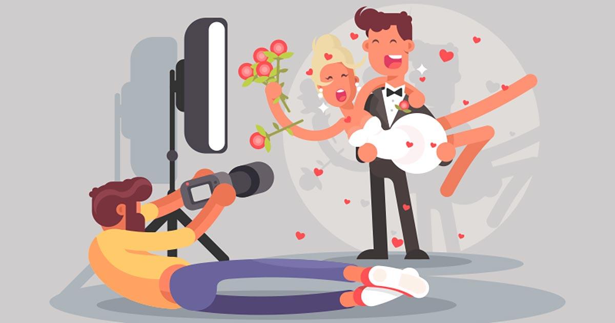 Vestuvių fotografas dalinasi patarimais